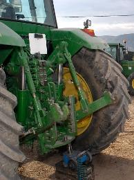 Côté Route pneus agricoles