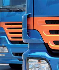 Les services Côté Route Poids Lourds - pneus camion