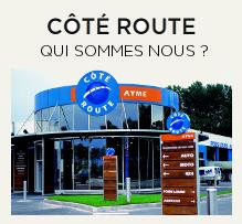 Côté Route Qui sommes nous - centre auto Côté Route - Historique groupe Ayme